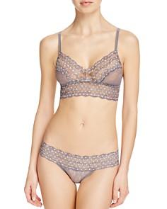 b.tempt'd by Wacoal - Lace Kiss Bralette & Bikini