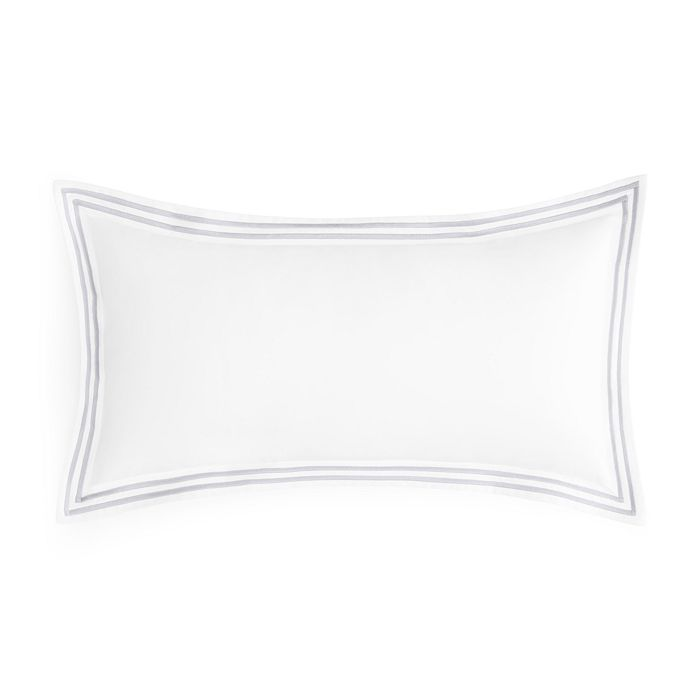 "Hudson Park Collection - Italian Percale Decorative Pillow, 10"" x 20"" - 100% Exclusive"