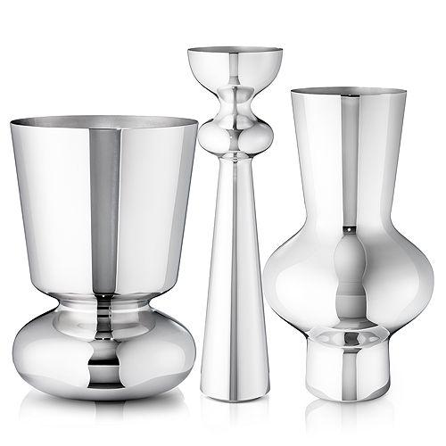 Georg Jensen Alfredo Vase Collection Bloomingdales