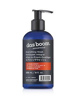Das Boom Industries Bourbon County Everything Body Wash