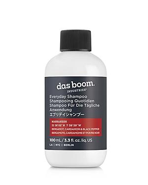 Das Boom Industries Marrakesh Everyday Shampoo Travel Size