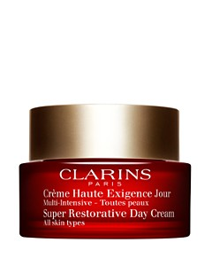 Clarins - Super Restorative Day Illuminating Lifting Replenishing Cream