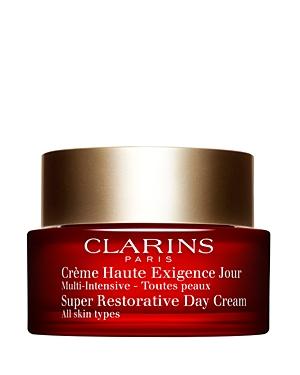 Clarins Super Restorative Day Illuminating Lifting Replenishing Cream