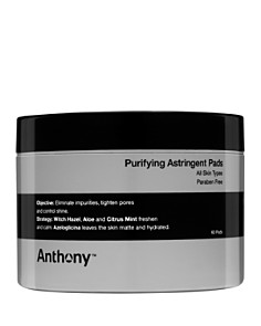 Anthony Purifying Astringent Pads - Bloomingdale's_0