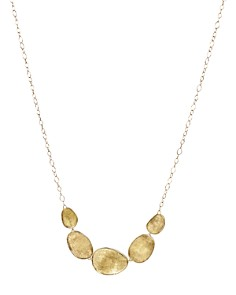 "Marco Bicego 18K Yellow Gold Lunaria Half Collar Necklace, 16.5"" - Bloomingdale's_0"