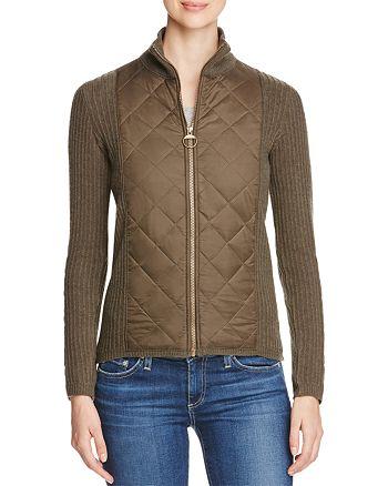 Barbour - Sporting Zip Knit Jacket