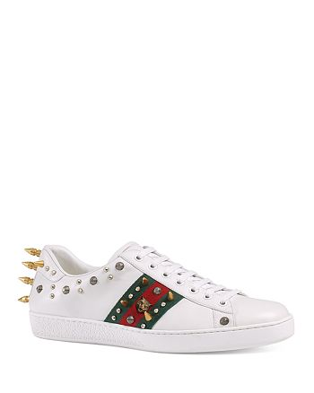Gucci - New Ace Punk Sneakers