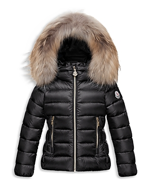 Moncler Girls Solaire Puffer Coat  Sizes 814