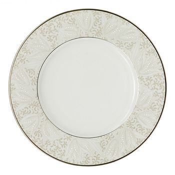 "Waterford - ""Padova"" Accent Salad Plate"