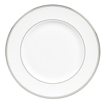 "Vera Wang - for Wedgwood ""Grosgrain"" Dinner Plate"