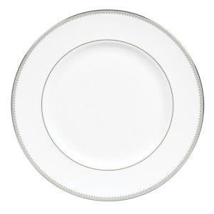 Vera Wang Wedgwood Grosgrain Dinner Plate