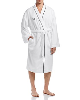 "Hudson Park Collection - ""His"" Bath Robe - 100% Exclusive"