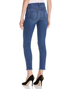 7 For All Mankind - Skinny Ankle Jeans in Reign - 100% Exclusive