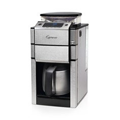 Capresso - Pro Plus Thermal Coffee Maker and Grinder