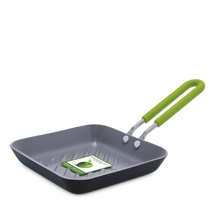 "GreenPan - 5"" Mini Square Toast Pan"