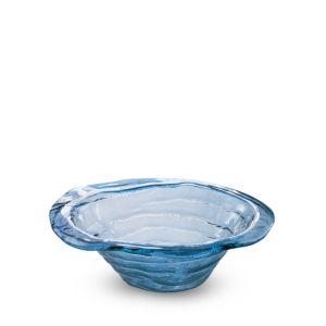 Annieglass Indigo Large Bowl