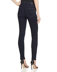 PAIGE - Verdugo Skinny Ankle Jeans in Ellora