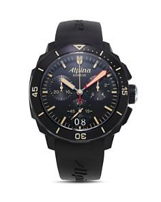 Alpina - Seastrong Diver 300 Quartz Chronograph, 43.5mm