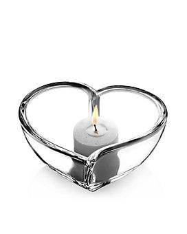 Orrefors - Heart Bowl/Votive Holder
