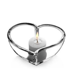 Orrefors Heart Bowl/Votive Holder