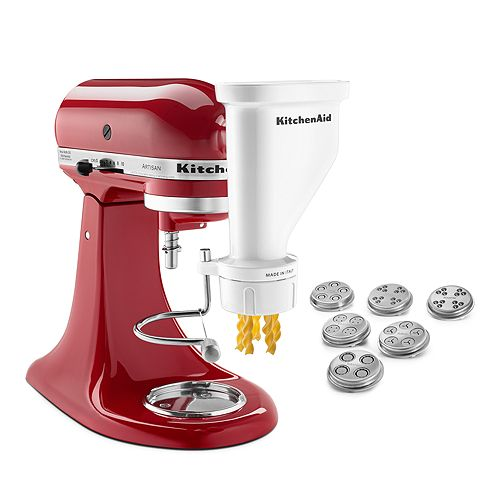 KitchenAid - Gourmet Pasta Press Attachment #KSMPEXTA