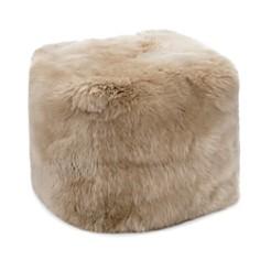 UGG® Sheepskin Pouf - Bloomingdale's_0
