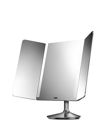simplehuman - Sensor Mirror Pro Wide-View, 1x Magnification