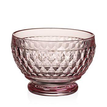 Villeroy & Boch - Boston Pink Individual Bowl