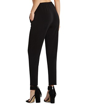 BCBGeneration - Faux Fly Pants