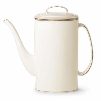 """kate spade new york - Kate Spade """"Sonora Knot"""" Coffee Pot With Lid"""