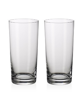 Villeroy & Boch - Purismo Bar Highball Glass, Set of 2