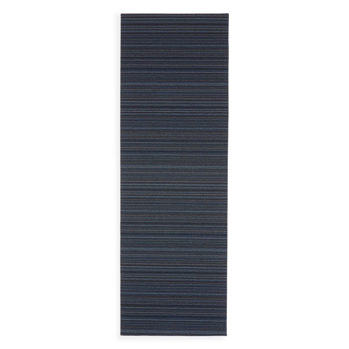 "Stripe Shag Floor Runner, 24"" X 72"" by Chilewich"