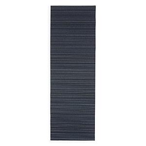 Chilewich Stripe Shag Floor Runner, 24 x 72