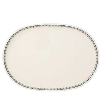 Villeroy & Boch - Casale Blu Oval Fish Plate