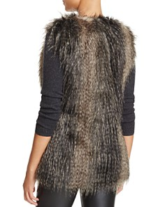 Via Spiga - Faux Fur Vest