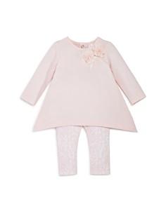 Bloomie's Girls' Swing Top & Paisley Leggings Set, Baby - 100% Exclusive - Bloomingdale's_0