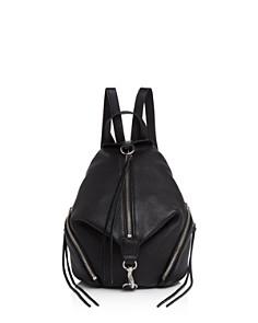 Rebecca Minkoff - Julian Medium Leather Backpack