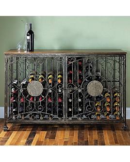 Wine Enthusiast - 84 Bottle Wine Jail