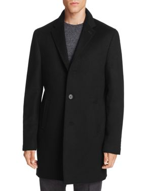 John Varvatos Star Usa Luxe Cashmere Walsh Topcoat - 100% Exclusive