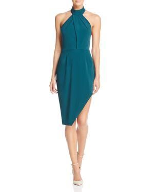 Stylestalker Riscal Halter Dress