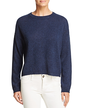 360 Sweater Open Back Cashmere Sweater