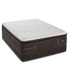 Stearns & Foster - Stearns & Foster Reserve No. 1 Luxury Ultra Plush Euro Pillow Top Mattress Collection