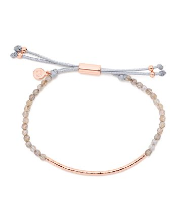 Gorjana - Rose Gold-Tone Beaded Bracelet