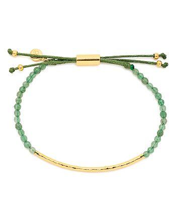 Gorjana - Aventurine Luck Bracelet