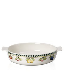 """Villeroy & Boch - French Garden Baking Round 9.5"""" Baking Dish"""