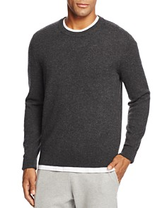 The Men's Store at Bloomingdale's Cashmere Crewneck Sweater _0
