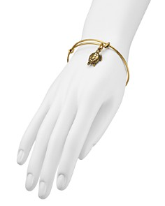 Alex and Ani - Sea Turtle Expandable Wire Bangle, Charity by Design Collection