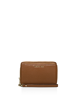 Michael Michael Kors Adele Large Flat Multifunction Wallet