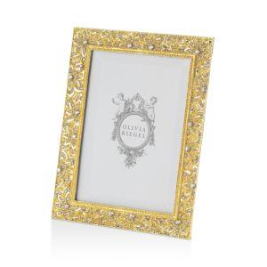 Olivia Riegel Gold Windsor Frame, 5 x 7