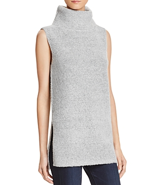 Guess Sleeveless Turtleneck Sweater